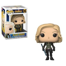 Figurine Pop AVENGERS INFINITY WAR - Black Widow
