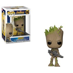 Figurine Pop AVENGERS INFINITY WAR - Groot