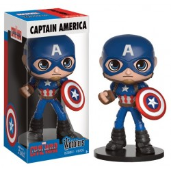 Figurine BOBBLE-HEAD CIVIL WAR - CAPTAIN AMERICA