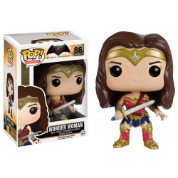 Figurine Pop BATMAN VS SUPERMAN - Wonder Woman