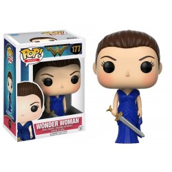 Figurine Pop WONDER WOMAN - Wonder Woman Exclu