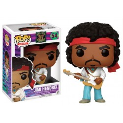 Figurine Pop Jimi Hendrix