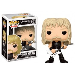 Figurine Pop METALLICA - Jame Hetfield