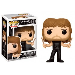 Figurine Pop METALLICA - Lars Ulrich