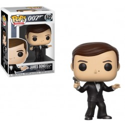 Figurine Pop JAMES BOND - Roger Moore