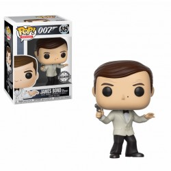 Figurine Pop JAMES BOND - Roger Moore Exclu