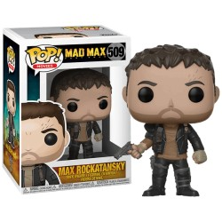 Figurine Pop MAD MAX FURY ROAD - Max