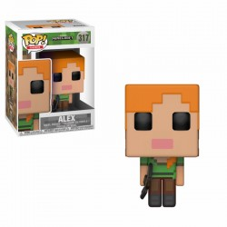 Figurine Pop MINECRAFT - Alex