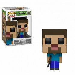 Figurine Pop MINECRAFT - Steve