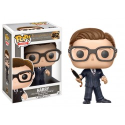 Figurine Pop KINGSMAN - Harry