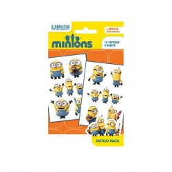 Tattoos Pack MINIONS