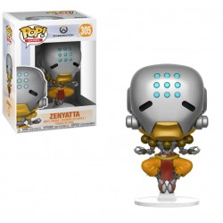 Figurine Pop OVERWATCH - Zenyatta