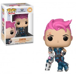 Figurine Pop OVERWATCH - Zarya