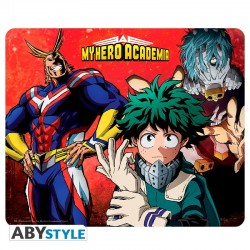 Tapis De Souris My Hero Academia - Deku VS Tomura