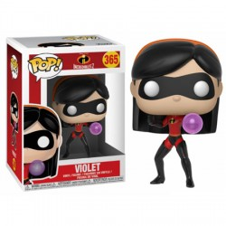 Figurine Pop LES INDESTRUCTIBLE - Violet