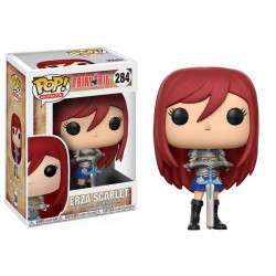 Figurine Pop FAIRY TAIL - Erza