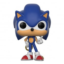 Figurine Pop SONIC - Sonic With Ring
