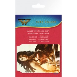 Porte carte WONDER WOMAN