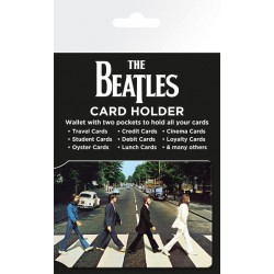 Porte carte BEATLES - Abbey Road