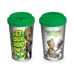 Travel Mug LES GUARDIENS DE LA GALAXIE - Get Your Groot On