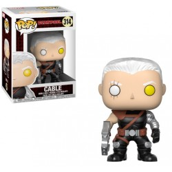 Figurine Pop MARVEL - Cable