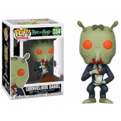 Figurine Pop RICK ET MORTY - Jerry