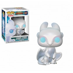 Figurine Pop DRAGON 3 - Light Fury