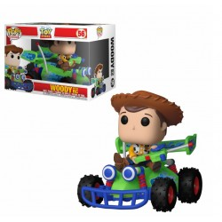 Figurine Pop Ride TOY STORY - Woody on Rc