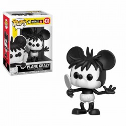Figurine Pop Mickey - PLANE CRAZY