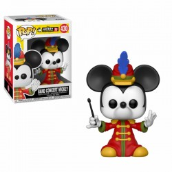 Figurine Pop Mickey - MICKEY BAND CONCERT