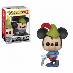 Figurine Pop Mickey - BRAVE LITTLE TAYLOR