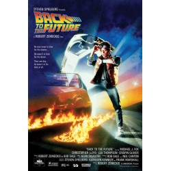 Maxi Poster BACK TO THE FUTURE - One Sheet