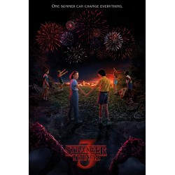 Maxi Poster STRANGER THINGS - One Summer
