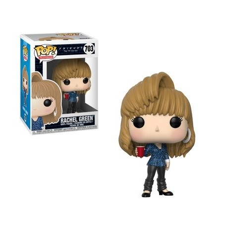 Figurine Pop FRIENDS - Rachel 80S Hair