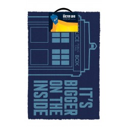 Paillasson DOCTOR WHO - Tardis
