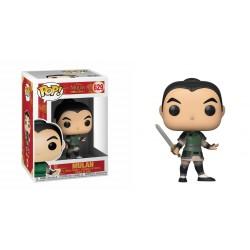 Figurine Pop MULAN - Mulan en Ping