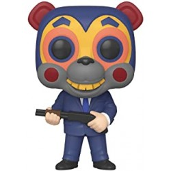 Figurine Pop UMBRELLA ACADEMY - Hazel Masked