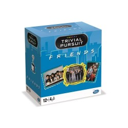 Trivial Pursuit FRIENDS Format Voyage - 600 Questions