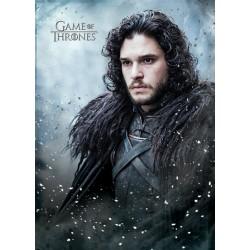 Carte Postale GAME OF THRONES - Jon Snow