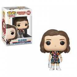 Figurine Pop STRANGER THINGS - Eleven Mall Outfit