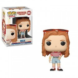 Figurine Pop STRANGER THINGS - Max Mall Outfit