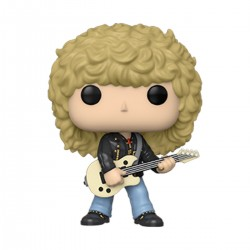 Figurine Pop DEF LEPPARD - Rick Savage