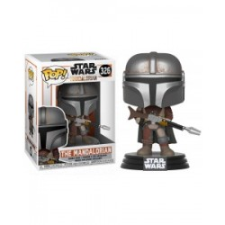 Figurine Pop STAR WARS - Mandalorian: The Mandalorian