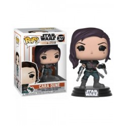 Figurine Pop STAR WARS - Mandalorian: Cara Dune
