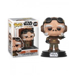 Figurine Pop STAR WARS - Mandalorian: Kuiil