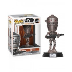 Figurine Pop STAR WARS - Mandalorian: IG-11
