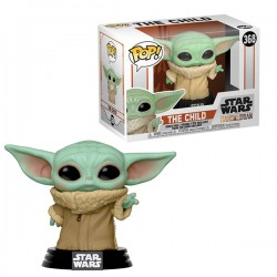 Figurine Pop STAR WARS - Mandalorian: Baby Yoda