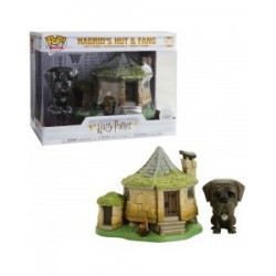 Figurine Pop HARRY POTTER - Town Hagrid Hut With Fang