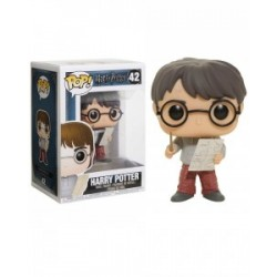 Figurine Pop HARRY POTTER - Harry Marauder Map