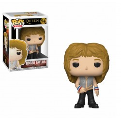 Figurine Pop QUEEN - Roger Taylor